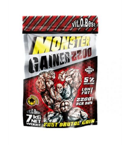 Monster Gainer 2200 ( 7000 гр.)