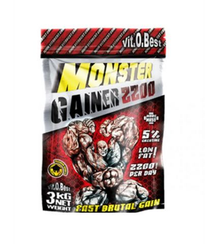 Monster Gainer 2200 ( 3000 гр.)