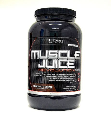 Muscle Juice Revolution 2600 ( 2250 гр.)