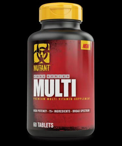 Mutant Core Series Multi Vitamin ( 60 кап.)