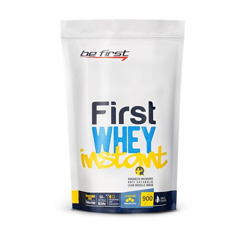 First Whey Instant  ( 900 гр.)