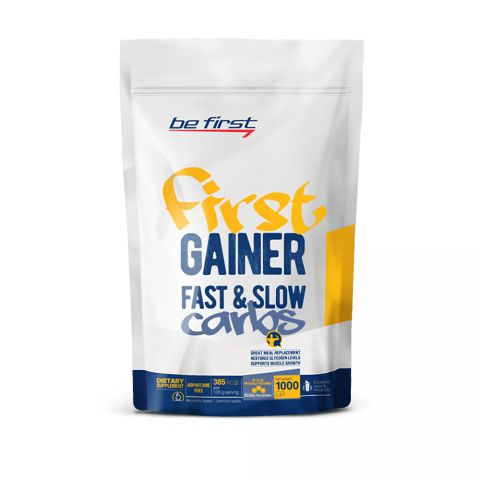 First Gainer Fast & Slow Carbs ( 1000 гр.)