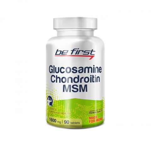 Glucosamine + Chondroitin + MSM Tablets (90 таб.)