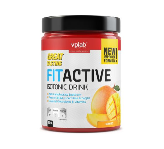 FitActive Isotonic Drink ( 500 гр.)