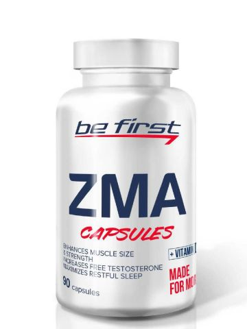 ZMA от Be First