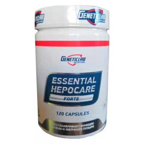 ESSENTIAL HEPOCARE FORTE 120 КАПСУЛ